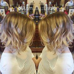 #curls #sombre #blondes #trend #balayage #highlights #highlight #ombre #blonde #haircolor #hairstyle #hair #hairstylist #fashion #trend #glambyleann #mechanicsburg #harrisburg #hbg #cherishburg #hershey #modernsalon #americansalon #behindthechair @modernsalon @beautylaunchpad @behindthechair_com @stylistshopconnect @stylistssupportingstylists