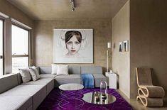 Como decorar ambientes com Ultra Violet, a Cor do Ano Pantone 2018  #Arte #cor #cordoano #décor #Decoração #Design #Pantone #Tendência