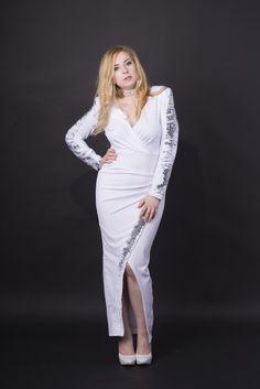 fashion designer and model Gabriela Hezner  photographer  Marcin Danielewicz