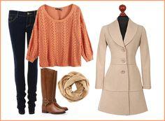 Te gustó el abrigo? Consíguelo en la venta de Aranza en www.clickandbrands.com