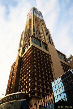 Baiyoke Sky hotel Bangkok Thailand #Asean