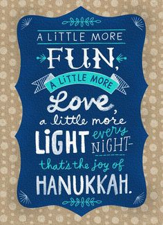 The Joy of Hanukkah - Send personalized cards from Hallmark.com. We'll address, stamp and mail them for you.