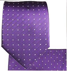 Pocket Square - Woven Jacquard silk in solid aubergine purple Notch qVBwZsK