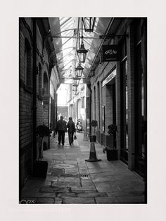 Byways and alleyways by jkeddiltyphotography