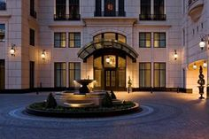 Elysian Hotel ---Favorite Hotel & Spa in Chicago. Visit if you have the means