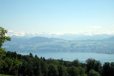 * Zuerichsee * = * Lago de Zurique *  # Sudoeste do Cantão de Zurique, Suíça.