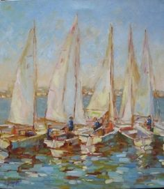after the sail. libby smart.