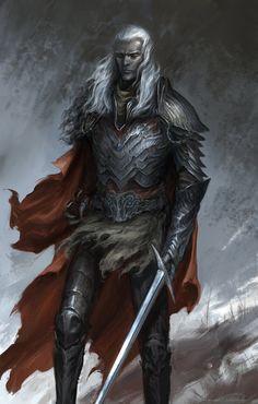 http://www.deviantart.com/art/Drow-1-Forgotten-Realms-623237550