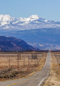 Highway 90 and 145, Colorado - Most Scenic Drives in the USA