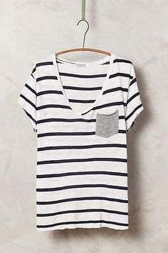 Jackson Pocket Tee - anthropologie.com