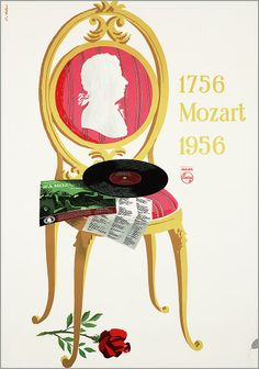 1756-1956 Mozart Philips Records