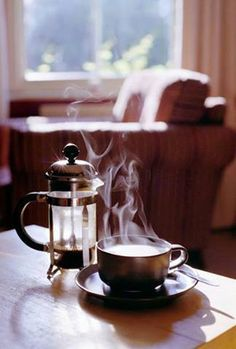 Easiest and best brewing for loose leaf tea! Not just for coffee! The magical French Press!