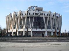 In Chisinau, Moldova