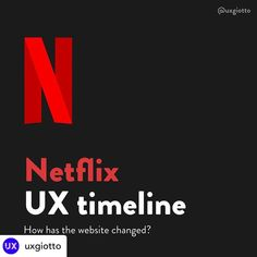 Netflix UI Timeline 🚀 ⠀ Courtesy of ⠀ UX timeline: how Netflix website has changed during the years? Web Design Tools, Tool Design, Ux Design, Netflix Website, Facebook Marketing Strategy, Pop Up Ads, User Experience Design, Brand Guidelines, Design Thinking