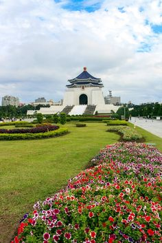 Chiang Kai-Shek Memorial - a great place for a day trip to learn some history and culture of Taiwan: http://mytanfeet.com/taiwan/chiang-kai-shek-memorial-hall-changing-guards/