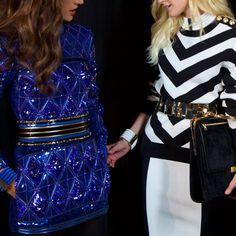 «HMBALMAINATION FIRST LOOKS  First looks at the Balmain x @hm fashion show  Get an insider access to #HMBALMAINATION on Balmain Snapchat ( BALMAINOFFICIAL)»