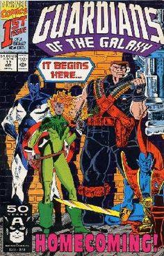 Guardians of the Galaxy #17 Jim Valentino ---> shipping is $0.01!!!