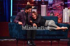 Photos: Shah Rukh Khan & Anushka Sharma Are The Next BFF Pair On This Chat Show