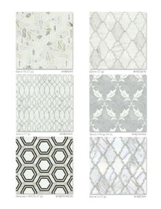 Silk Road Mosaic Collection- The most amazing tile !