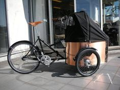 Nihola #bakfiets #cargo bikes