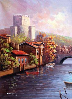İstanbul Tabloları İST 042
