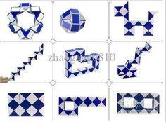 rubik's twist shapes - Google Search