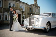 Arrive in style - BEST WESTERN Chilworth Manor