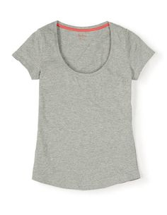 Lightweight Scoop Neck WL902 Short Sleeved Tops at Boden