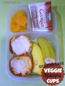 Keeley McGuire: Lunch Made Easy: 20 Non-Sandwich School Lunch Ideas for Kids! Keeley McGuire: Lunch Made Easy: 20 Non-Sandwich School Lunch Ideas for Kids! Non Sandwich Lunches, Lunch Snacks, Work Lunches, School Lunches, Easy Veggie Lasagna, Lasagna Cups, Kindergarten Lunch, Good Food, Yummy Food