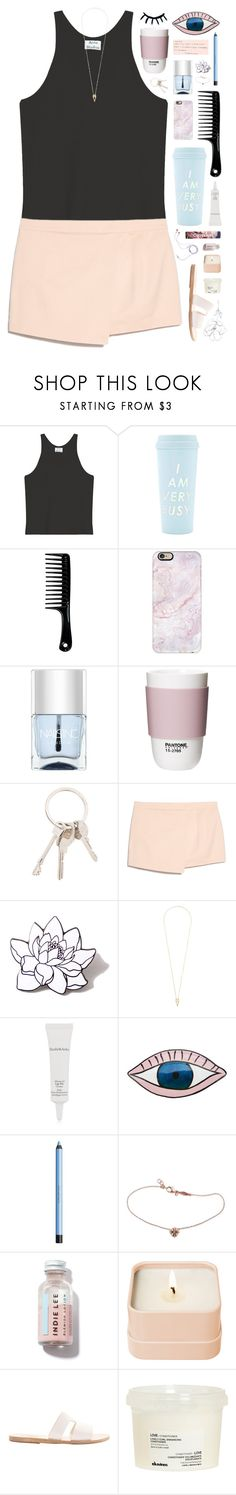 """""""{479}"""" by oliviarose-i ❤ liked on Polyvore featuring Acne Studios, ban.do, Casetify, Nails Inc., ROOM COPENHAGEN, Givenchy, MANGO, PINTRILL, Noor Fares and Elizabeth Arden"""