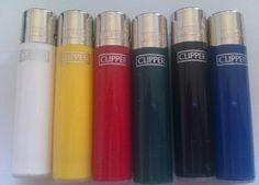 4 x  MINI MICRO SMALL  GENUINE CLIPPER LIGHTER Flint Gas Refillable LIGHTERS