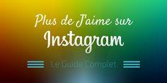 Comment avoir plus de J'aime sur #instagram ? #ydem