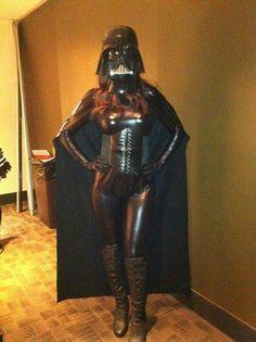 Sexy Darth Vader