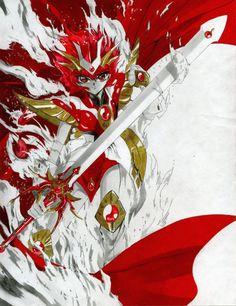 Light of the Lion Shrine by Parthelus.deviantart.com on @DeviantArt
