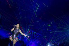 Katy Perry faz a festa dos fãs na Pedreira | Marcelo Andrade/Gazeta do Povo