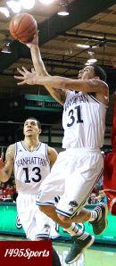 Our recap from the Manhattan College Men's Basketball team's OT Thriller over Marist @MAAC Sports #GoJaspers