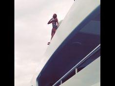 Pin for Later: Les photos de vacances de Beyoncé ont de quoi ous rendre vertes de jalousie !  Source: Tumblr user Beyoncé Knowles