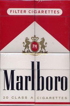 The Marlboro Man is dead