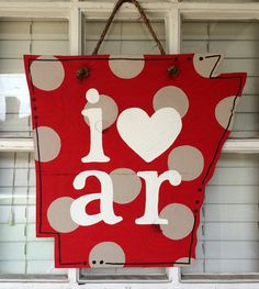 Arkansas Home Door Hanger AR Door Hanger by CrazyArtTeacherLady   Door Hangers #2   Pinterest   Hanger Doors and Woo pig sooie & Arkansas Home Door Hanger AR Door Hanger by CrazyArtTeacherLady ...