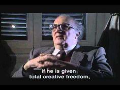 Fellini about creative freedom