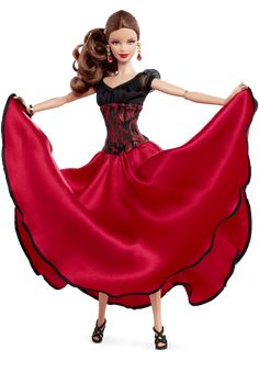 Dancing with the Stars PasoDoble Barbie®Doll: $29.95 (Didn't know they had these!)