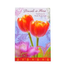 Diwali Card Rs. 50.00    Diwali is here celebrate it with much love .May there be all things bright and beautiful that make this occasion a memorable one for you. Enjoy diwali and the coming year.