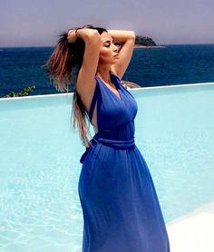 Kenza Farah, One Shoulder, Shoulder Dress, Dresses, Fashion, Vestidos, Moda, Fashion Styles, Dress