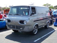 FORD ECONOLINE VAN | by classicfordz