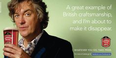James May is correct, London Pride is a Desert Island #beer