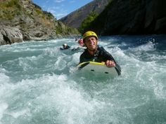 Queenstown river surfing 'best water adventure in the world' - Lonely Planet