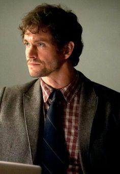 Hannibal - Roti - Hugh Dancy -Will Graham