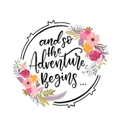 And so, the Adventure begins. Our new Kindred Spirits postcard series is now available in store and online! (Link to shop in bio! New Adventure Quotes, And So The Adventure Begins, Adventure Travel, Quotes To Live By, Life Quotes, Qoutes, Beginning Quotes, Little Bit, Wedding Quotes