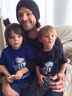 Jared Padalecki's Supercute Family Pictures