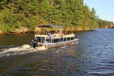 Award Winning Pontoon Boats by Harris. Harris Boats has been building pontoon boats for over 60 years. Luxury pontoon boats made for entertaining. Luxury Pontoon Boats, Fishing Pontoon Boats, Wisconsin River, Pontoons, Lake Life, Water Sports, Natural Beauty, Camping
